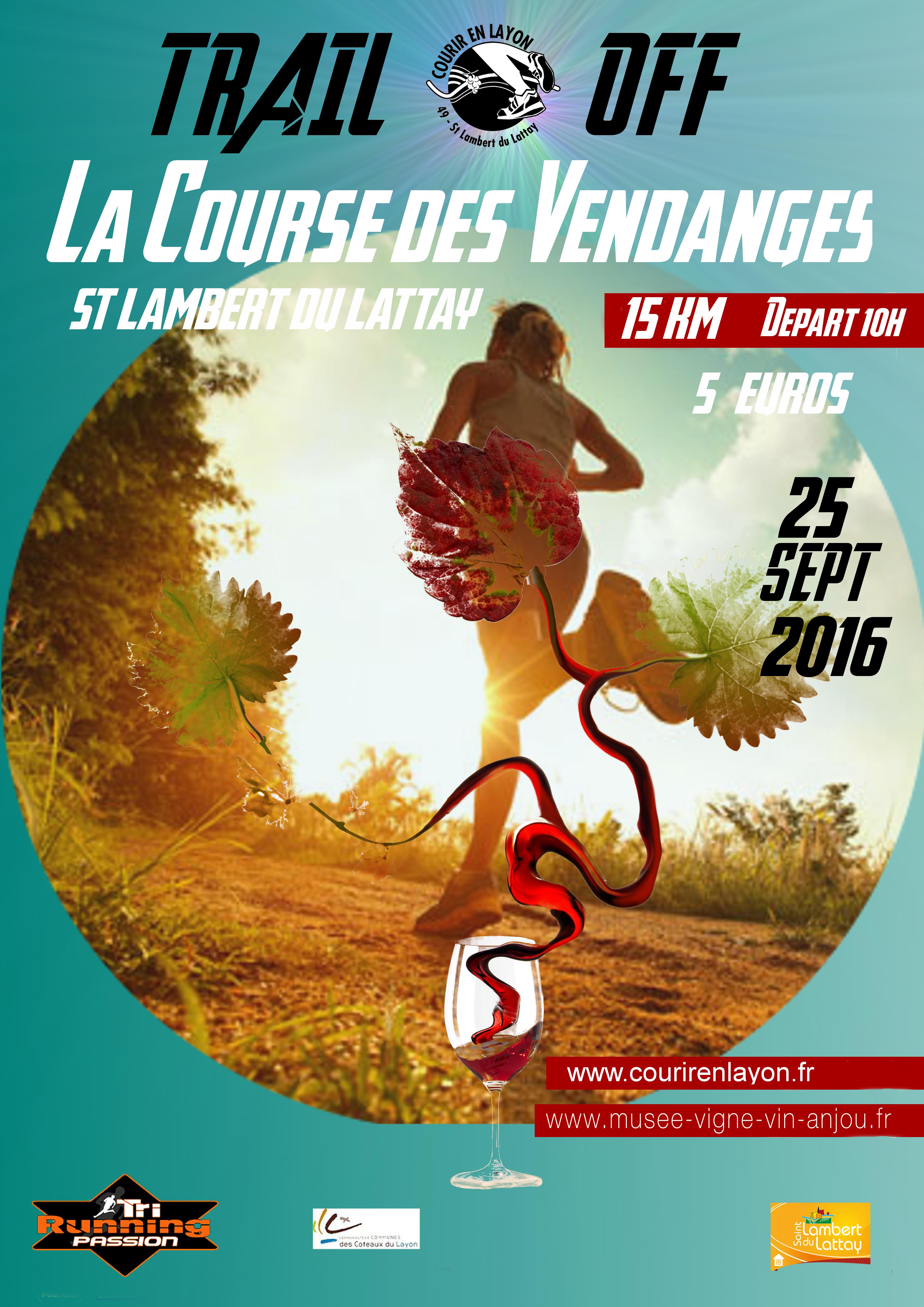 Course des Vendanges 2016